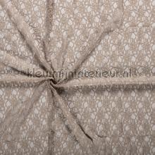 Bloemenkant opengewerkt beige gordijnen Kleurmijninterieur Scion