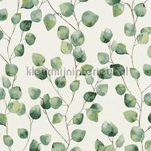 Frisse blaadjes papel pintado Kleurmijninterieur Vendimia Viejo