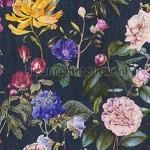 Bloemen boeket behang Kleurmijninterieur romantisch