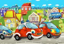 City cars fotomurais Kleurmijninterieur selva