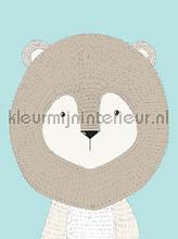Baby lion papier murales Kleurmijninterieur tout images