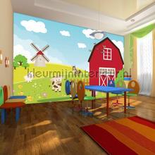 Farm fotomurales Kleurmijninterieur Todas-las-imágenes