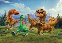 The good dinosaur fotobehang Kleurmijninterieur kinderkamer jongens