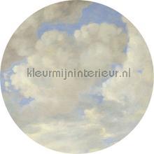 Golden Age Clouds papier murales Kek Amsterdam PiP studio wallpaper