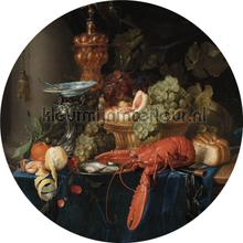 Lobster papier murales Kek Amsterdam PiP studio wallpaper
