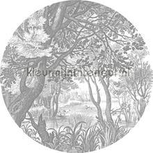Engraved Landscapes papier murales Kek Amsterdam PiP studio wallpaper
