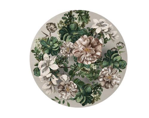 Indoor Flowers fotomurales 300341 Circles BN Wallcoverings