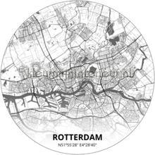 Rotterdam papier murales Noordwand tout images
