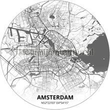 Amsterdam fotobehang Noordwand York Wallcoverings
