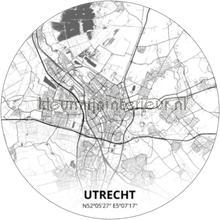 Utrecht papier murales Noordwand tout images