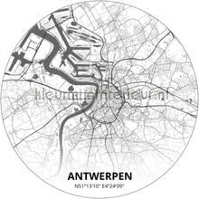 Antwerpen fotobehang Noordwand York Wallcoverings