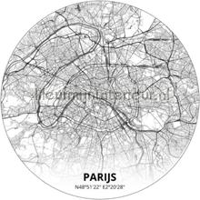 Parijs fotobehang Noordwand York Wallcoverings