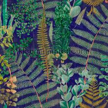 Green sanctuary anthracite papier murales Mindthegap Collectables 2019 WP20318