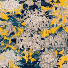 Chrysanthemums yellow papier murales Mindthegap Collectables 2019 WP20321
