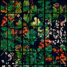 Japanese garden by night fotomurali Mindthegap PiP studio wallpaper