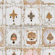 Anna-s jewelry neutral photomural Mindthegap Trendy Hip