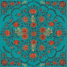 Hindu bloom topaz papier murales Mindthegap Collectables 2019 WP20408