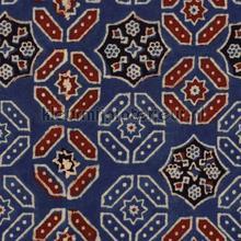 Ajrak blue papier murales Mindthegap Compendium WP20412