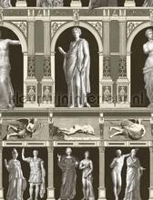 Statues antique taupe photomural Mindthegap Trendy Hip