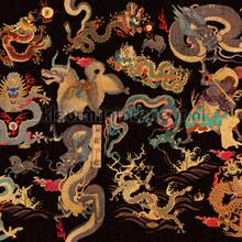 Dragons of tibet papier murales Mindthegap PiP studio wallpaper
