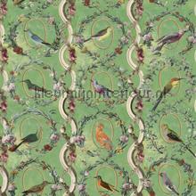 Countesses aviarium mint papier murales Mindthegap Compendium WP20426