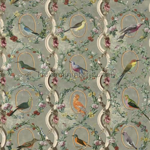 Countesses aviarium neutral papier murales WP20427 classique Mindthegap