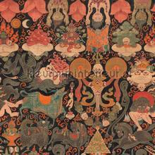 Yama dharmaraja papier murales Mindthegap PiP studio wallpaper
