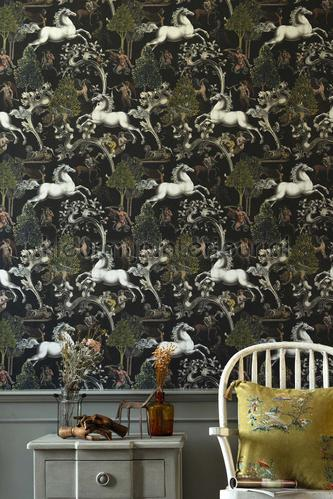 Imaginarium dark papier murales WP20454 classique Mindthegap