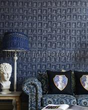 Emperors blue papier murales Mindthegap Compendium WP20462