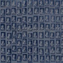 Emperors blue photomural Mindthegap Trendy Hip
