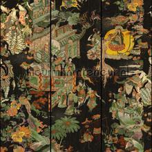The oriental tale papier murales Mindthegap PiP studio wallpaper