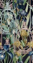 Fleurs d-iris papier murales Mindthegap Compendium WP20477