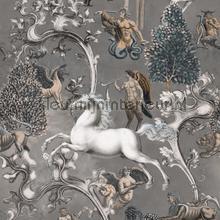 Imaginarium grey papier murales Mindthegap Compendium WP20483