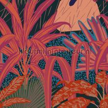 Jardin imaginario dark fotomurales Mindthegap PiP studio wallpaper