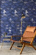 Waves of tsushima papier murales Mindthegap PiP studio wallpaper