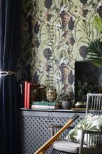 Exotic menagerie light papier murales Mindthegap PiP studio wallpaper