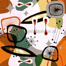 Century elements papier murales Mindthegap PiP studio wallpaper