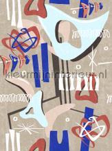 Mescaline papier murales Mindthegap PiP studio wallpaper