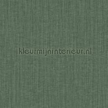 Plain metallic darkgreen papel pintado Hookedonwalls rayas