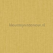 Plain metallic old yellow papel pintado Hookedonwalls rayas
