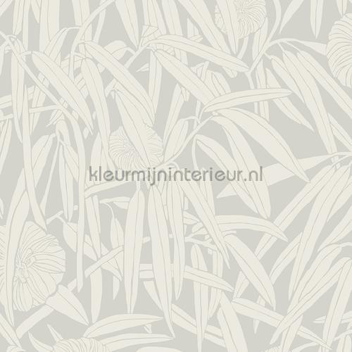 Tonal Leaf behang DA23230 bladmotief Hookedonwalls