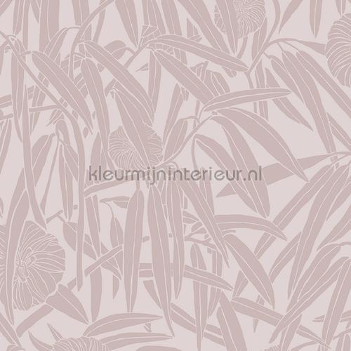 Tonal Leaf behang DA23231 bladmotief Hookedonwalls