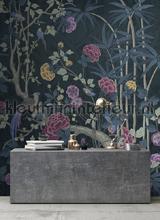 The garden of daimon papier murales Hookedonwalls tout images