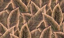 Bird of paradise wallcovering Arte wood