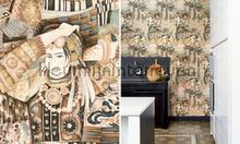 Odisha dance papel de parede Arte wallpaperkit