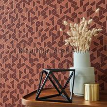 Mosaic behang Casamance Modern Abstract