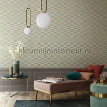 Circles wallcovering Casamance wallpaper Top 15