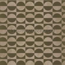 Circles behang Casamance Modern Abstract
