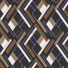 Shapes behang Casamance Modern Abstract