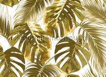 Palm leaves II fotobehang AS Creation Bloemen Planten